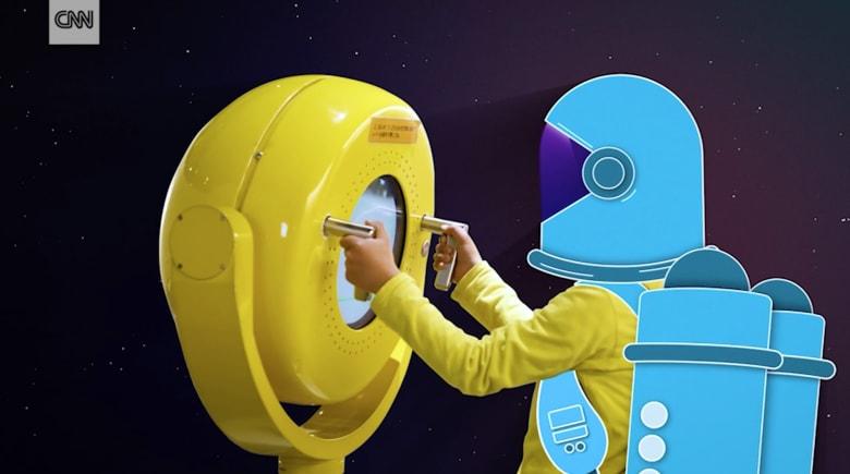 هكذا سيجمع عمال النظافة الآليون نفايات الفضاء