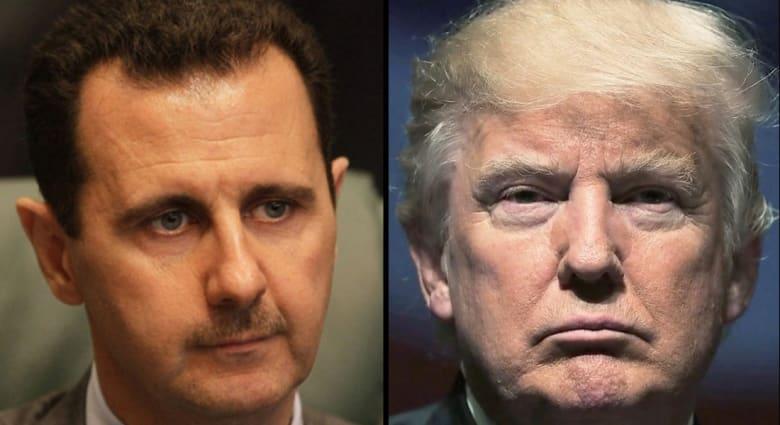 """مسؤول أمريكي: تهديد واشنطن سيجعل الأسد يفكر مرتين قبل شن هجوم كيماوي آخر.. وزيارة الأسد لقاعدة حميميم """"مسرحية رخيصة"""""""