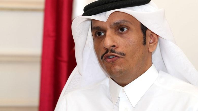 وزير خارجية قطر يسلم أمير الكويت الرد على قائمة المطالب الاثنين