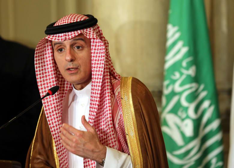 """وزير الخارجية السعودي: سنقدم لفرنسا ملفاً كاملاً بـ""""تجاوزات"""" قطر"""