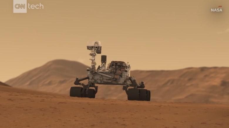 """ما الذي فعلته مركبة """"Curiosity"""" خلال5أعوام من هبوطها على المريخ؟"""