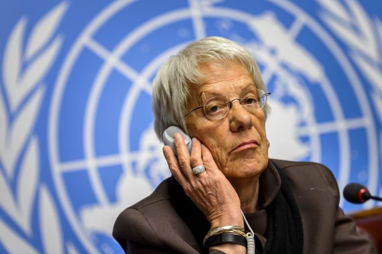 """المحققة الدولية بشأن سوريا تستقيل بسبب """"عجز"""" الأمم المتحدة"""