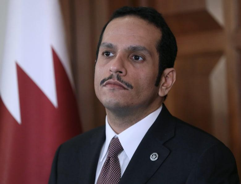وزير خارجية قطر: قرارات السعودية بشأن حجاجنا دوافعها سياسية