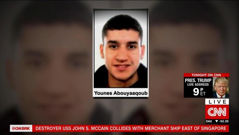 وزير داخلية كاتالونيا: منفذ هجوم الدهس في برشلونة هو يونس أبويعقوب