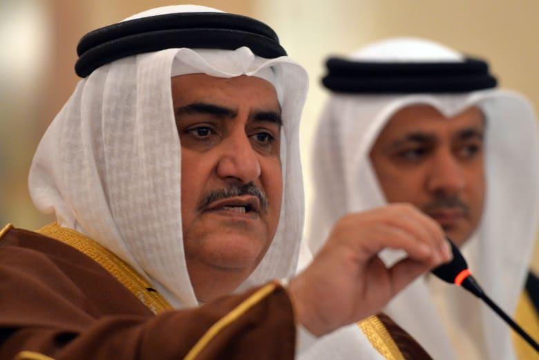 وزير خارجية البحرين يرد على نظيره الإيراني: أمن الدول يُرسى من الداخل