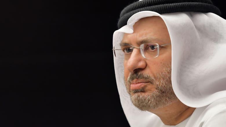 قرقاش: قطر صعدت مأزقها بالكشف عن توجهات في إيران واليمن