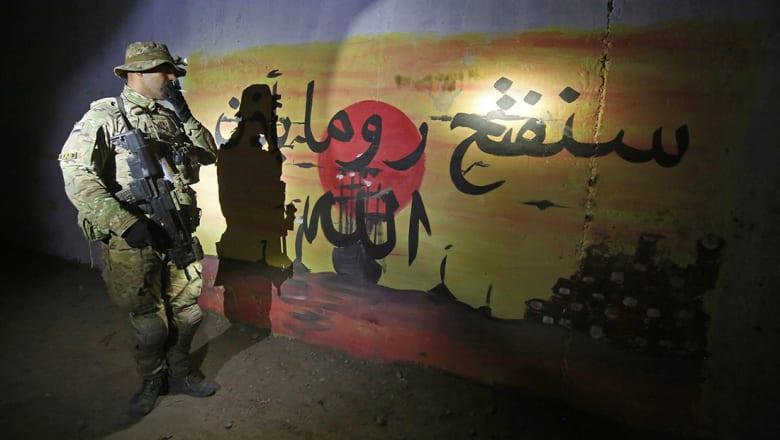 """السويدان: أين شعار داعش الخادع """"باقية وتتمدد""""؟"""