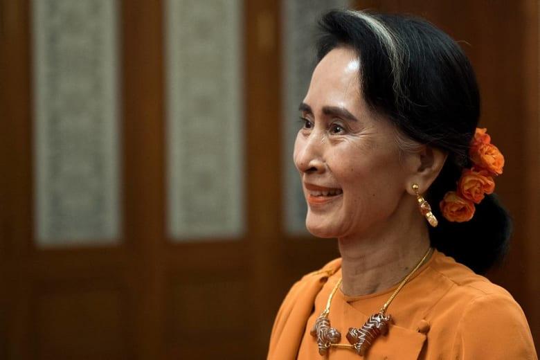 المرزوقي ينتقد بشدة زعيمة بورما: هذه المرأة غير جديرة بالاحترام
