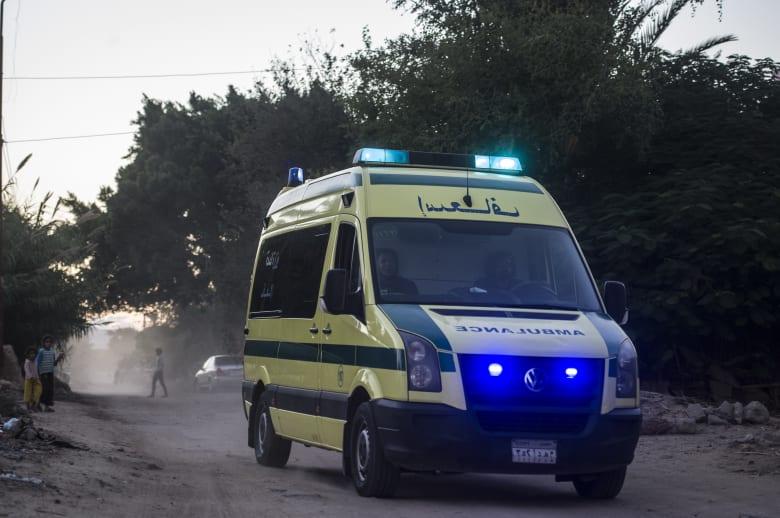 مقتل 14 وإصابة 42 إثر حادث مروري في مصر