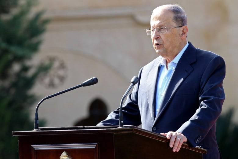 """لبنان يعلن انتهاء عمليات """"فجر الجرود"""".. وعون: الجيش هو الوحيد الذي طرد داعش"""
