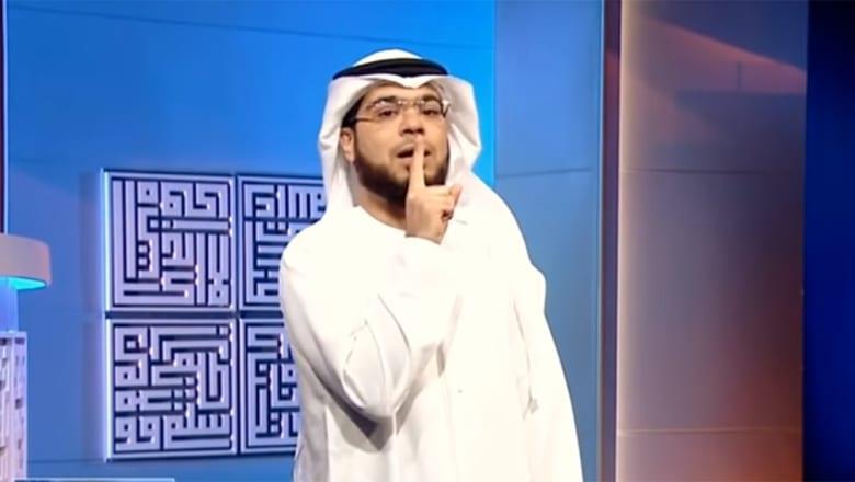 """خطيب جامع الشيخ زايد يهاجم وصف مندوب قطر لإيران بـ""""الشريفة"""": مقارنة بحكومتكم نعم"""