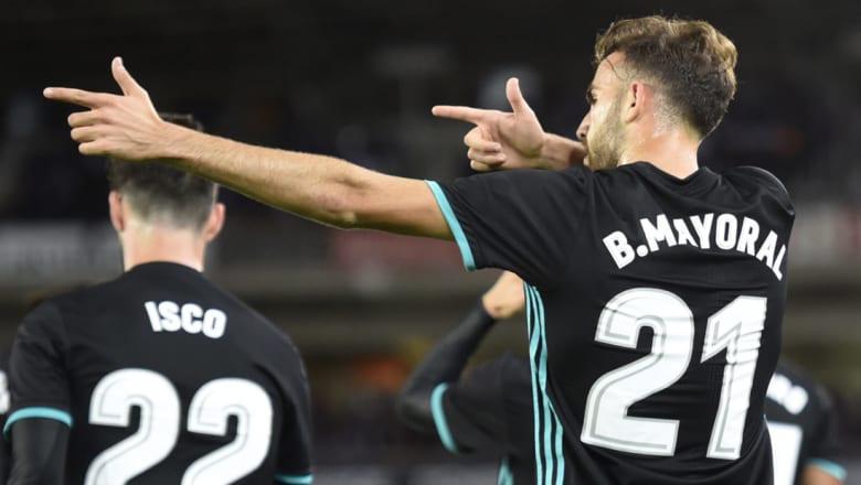 """ريال مدريد يقدم هدية لبرشلونة وينتصر على ريال سوسيداد في """"أنويتا"""""""
