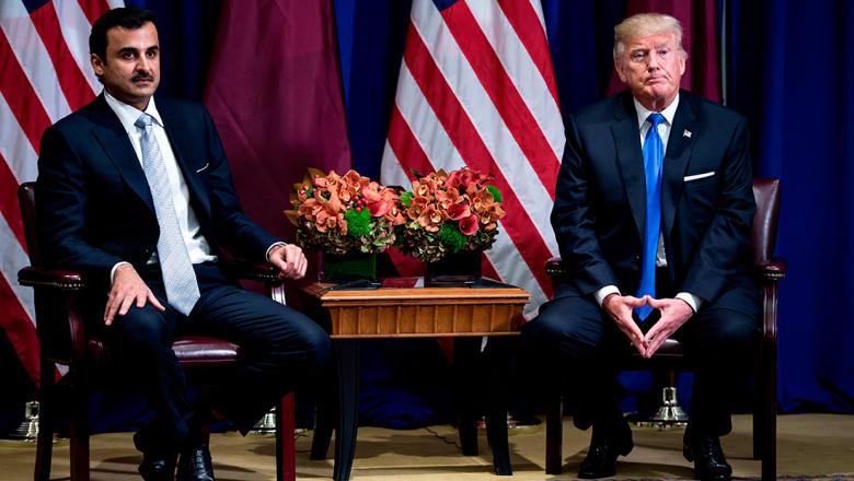 عمرو موسى: لقاء ترامب وأمير قطر لا يُحسب تحديدا للمواقف