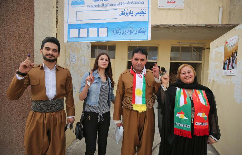 استفتاء مصير كردستان ينطلق وسط ترقب ومخاوف إقليمية