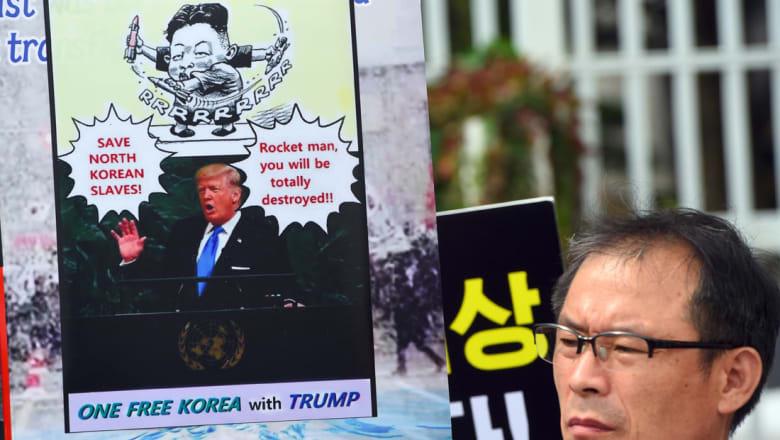 كامليا انتخابي فرد تكتب لـCNN: الولايات المتحدة ستخوض حرباً مع كوريا الشمالية أو مع إيران