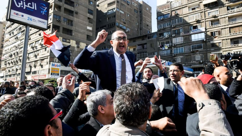 خالد علي لـCNN: ضمانات المحاكمة العادلة ستثبت براءتي.. وأدفع ثمن مواقفي