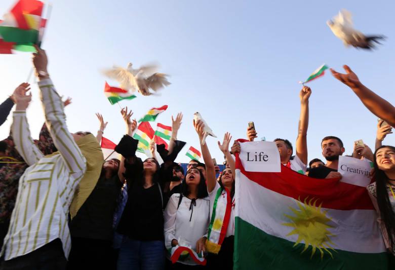 إقليم كردستان ردا على واشنطن: دعمناكم ضد داعش وصدام حسين