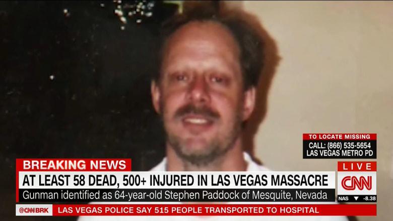 هذا هو مطلق النار في لاس فيغاس.. والـFBI: لا صلة لداعش بالمهاجم