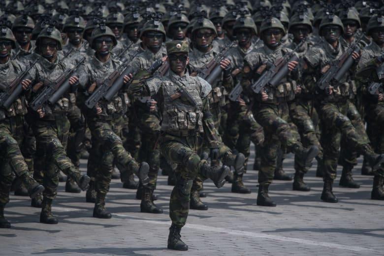 مصر: شحنة الأسلحة الكورية الشمالية المضادة للدروع ليست لنا