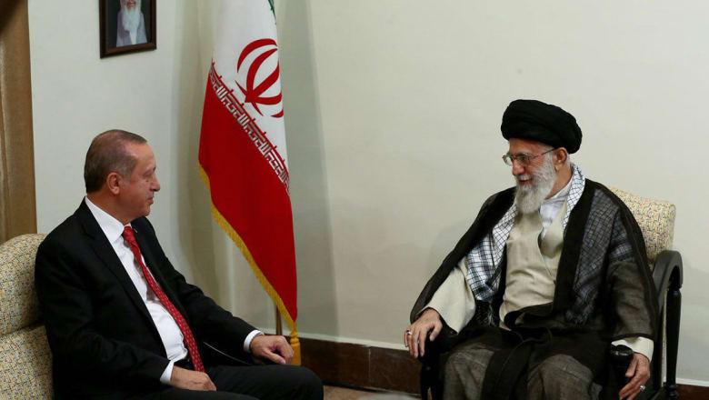 أردوغان في إيران: العزلة مصير إدارة كردستان.. وروحاني: العراق بلد واحد