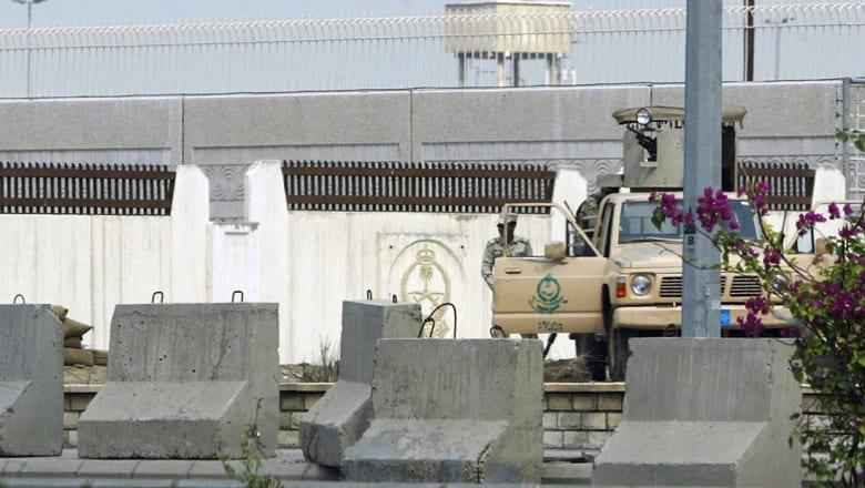 القنصلية الأمريكية في جدة تحذر رعاياها بعد محاولة استهداف قصر السلام