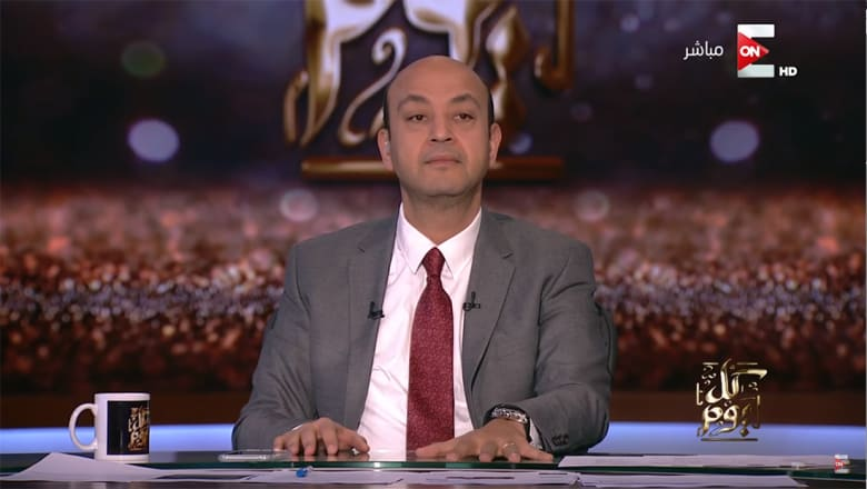 قيادي باتحاد يرأسه القرضاوي يرد على عمرو أديب: موتوا بغيظكم