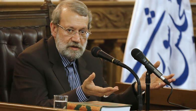 لاريجاني: إيران قد تنسحب من الاتفاق النووي ردا على أمريكا