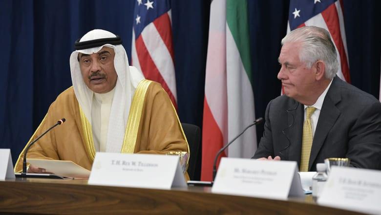 """الكويت تدعو إيران إلى """"بناء الثقة"""" في المنطقة واحترام سيادة الدول"""