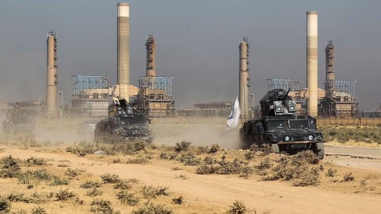 الحكومة العراقية تحذر الدول والشركات الأجنبية من أي صفقات نفط دون موافقتها