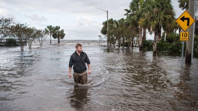 هذه الشركة تود إيقاف الفيضانات قبل وقوعها