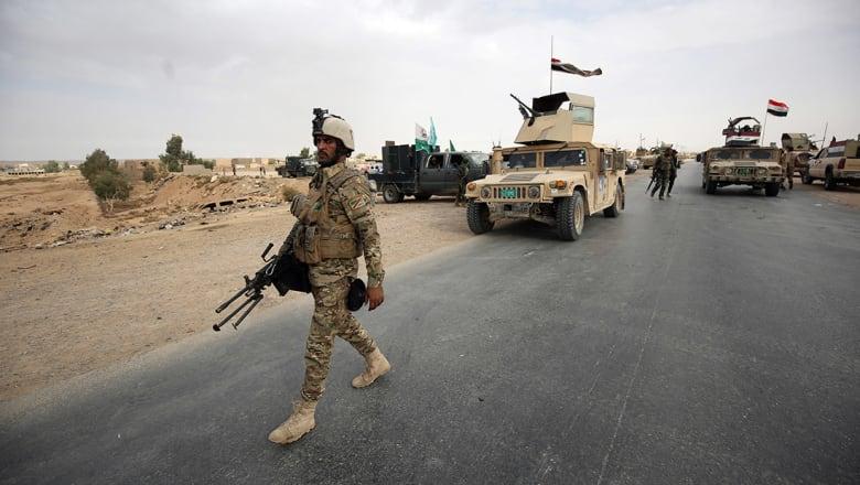 المحمدي لـCNN: القوات العراقية سيطرت على المعبر الرئيسي بين القائم وسوريا