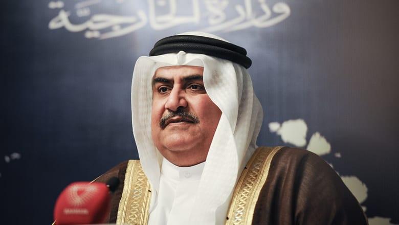 وزير خارجية البحرين: إيران بحزبها وحشدها وعصائبها هي الخطر الحقيقي