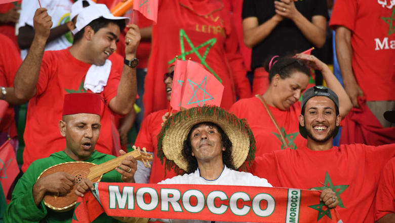 أسود المغرب يصطادون أفيال ساحل العاج ويتأهلون لكأس العالم 2018