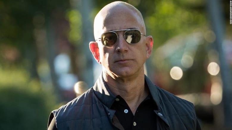 جيف بيزوس يبيع 1.1 مليار دولار من حصته بأمازون