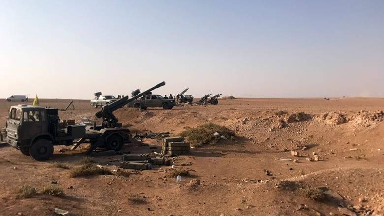 المرصد: تجدد الاشتباكات بعد استعادة داعش للبوكمال السبت