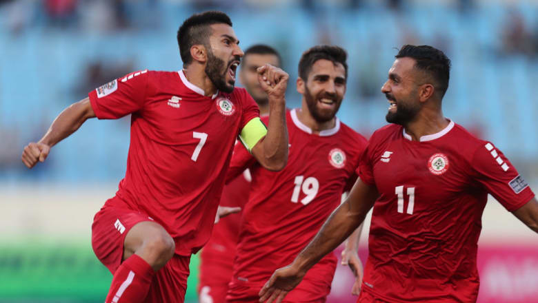 لبنان والأردن يتأهلان إلى كأس آسيا 2019 في الإمارات