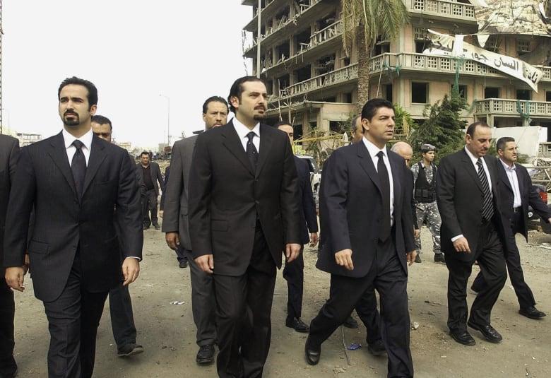 """بهاء الحريري يدعم استقالة أخيه ويهاجم """"خبث إيران وذراعها"""" حزب الله"""