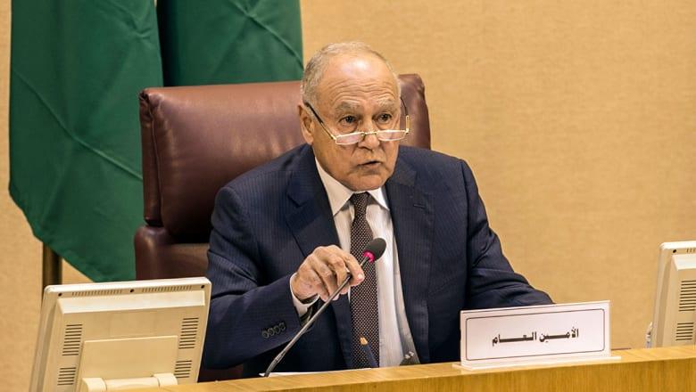 لبنان يتحفظ على بيان الجامعة العربية.. وأبوالغيط: لن نعلن الحرب على إيران