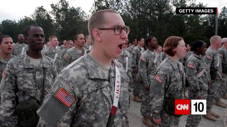 """هل ستشل """"سمنة الشعب"""" قدرة الجيش الأمريكي على القتال؟"""