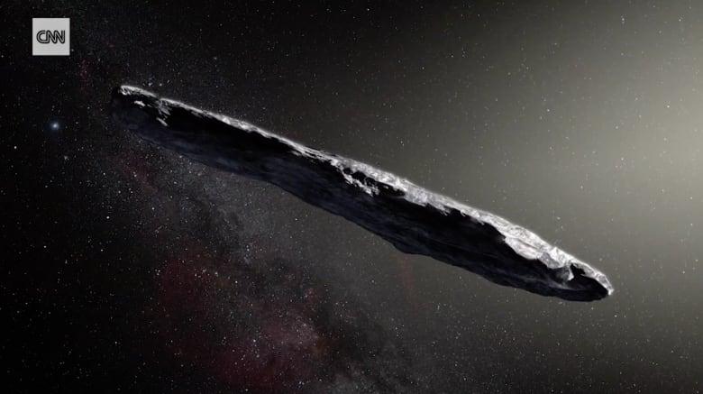 """هذا""""Oumuamua"""".. زائر من """"ماضٍ سحيق"""""""