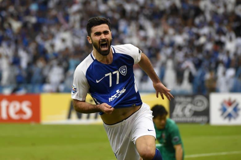 استفتاء CNN: عمر خريبين أفضل لاعب عربي آسيوي لعام 2017