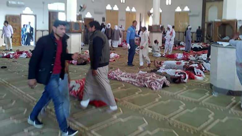 235 قتيلا.. الهجوم الإرهابي الأكثر دموية في تاريخ مصر يستهدف مصلين في مسجد