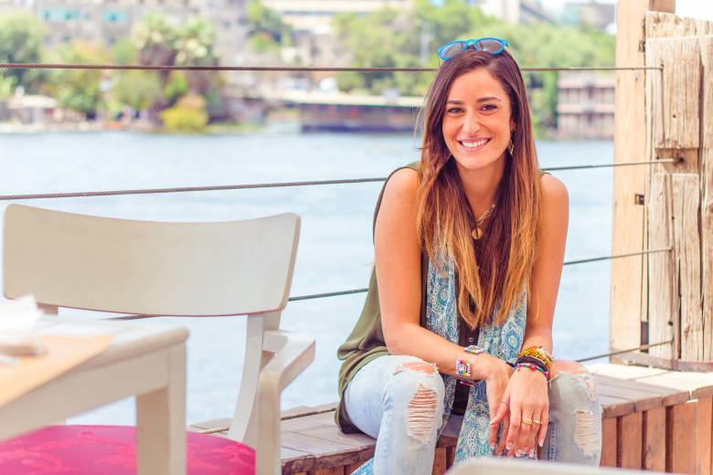 """أمينة خليل: أتمنى المشاركة في فيلم """"أكشن"""" وأعشق دور الفتاة المصرية """"بنت البلد"""""""