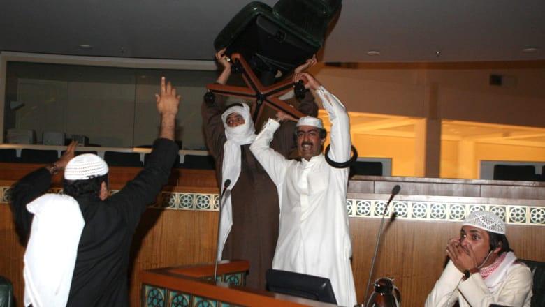 ضجة في الكويت بعد أحكام حبس نواب بقضية دخول مجلس الأمة في 2011