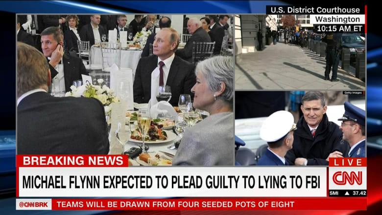 """أمريكا: توجيه تهمة """"التصريح الكاذب"""" بحق مستشار الأمن القومي السابق لترامب عن تواصله مع روسيا"""