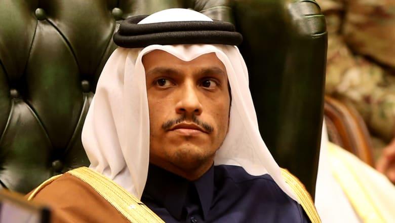 """وزير خارجية قطر: مشكلة حكومات """"الحصار"""" تجاوزت الحكومة وباتت مع القطريين"""