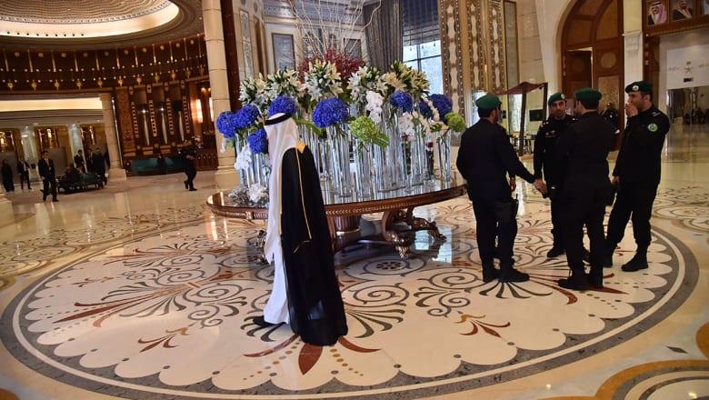 النائب العام السعودي: عدد المحجوز على حساباتهم البنكية حتى تاريخه 376 شخصاً