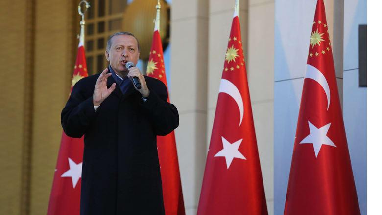 أردوغان لترامب: القادة السياسيون يعملون للإصلاح وليس الفوضى