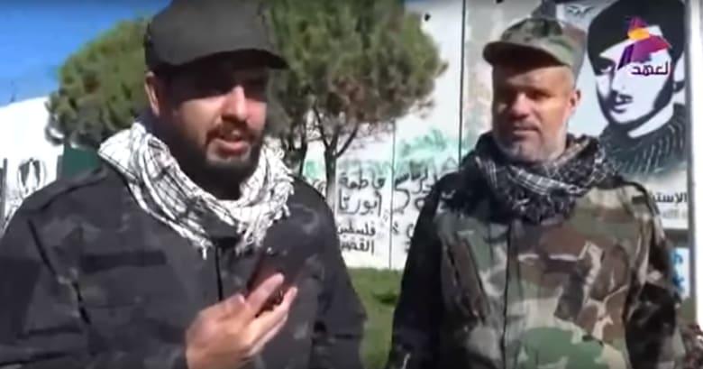 """ضجة واسعة في لبنان بعد ظهور زعيم  """"عصائب أهل الحق"""" العراقية عند الحدود الجنوبية"""