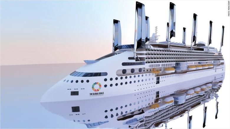 """""""أنظف"""" قارب في العالم يبحر قريباً"""